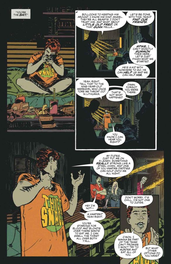 Angel_015_PRESS_4 ComicList Previews: ANGEL AND SPIKE #15