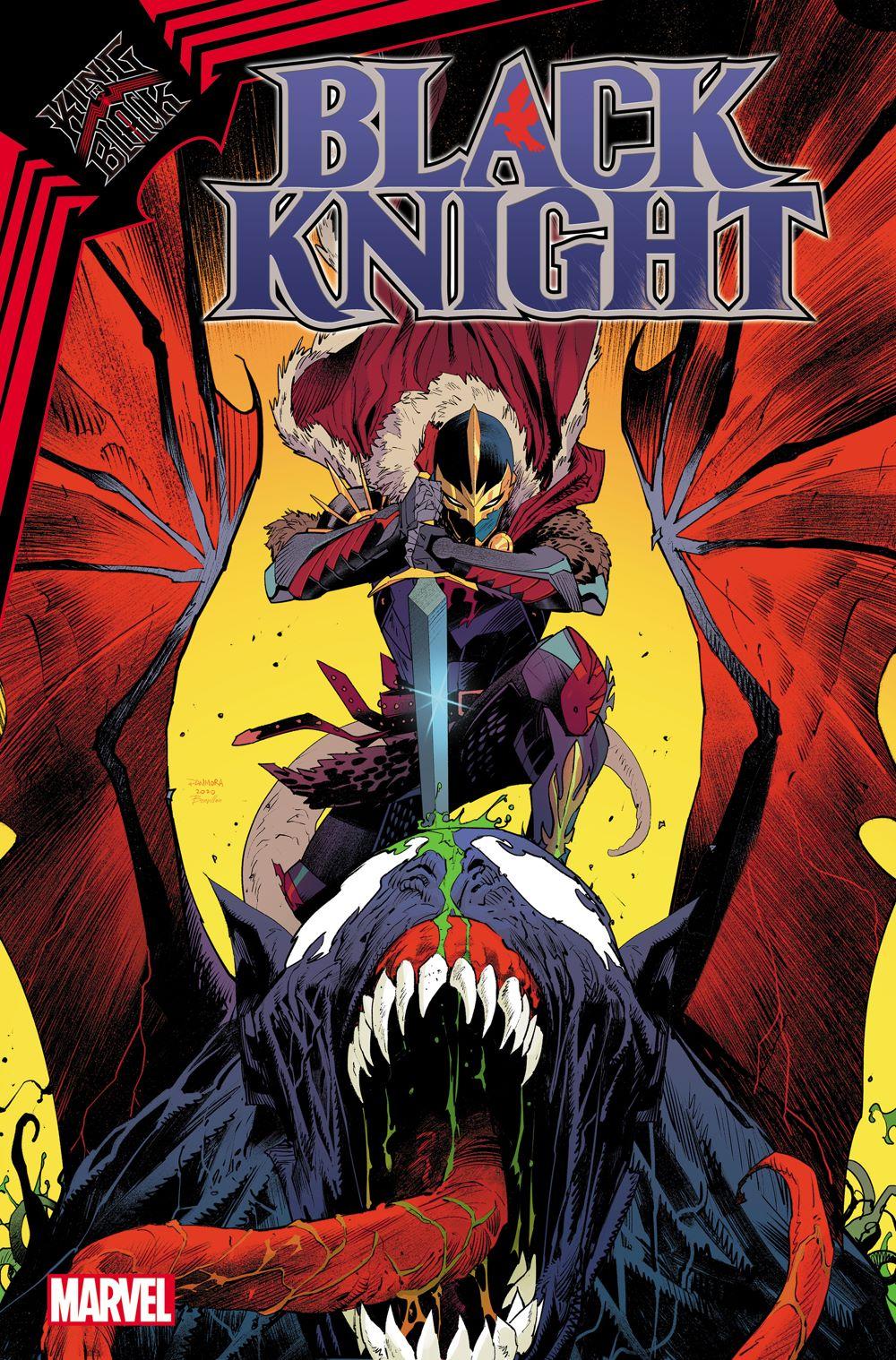 BLKKNGHTKIB2021001_cov Marvel Comics January 2021 Solicitations
