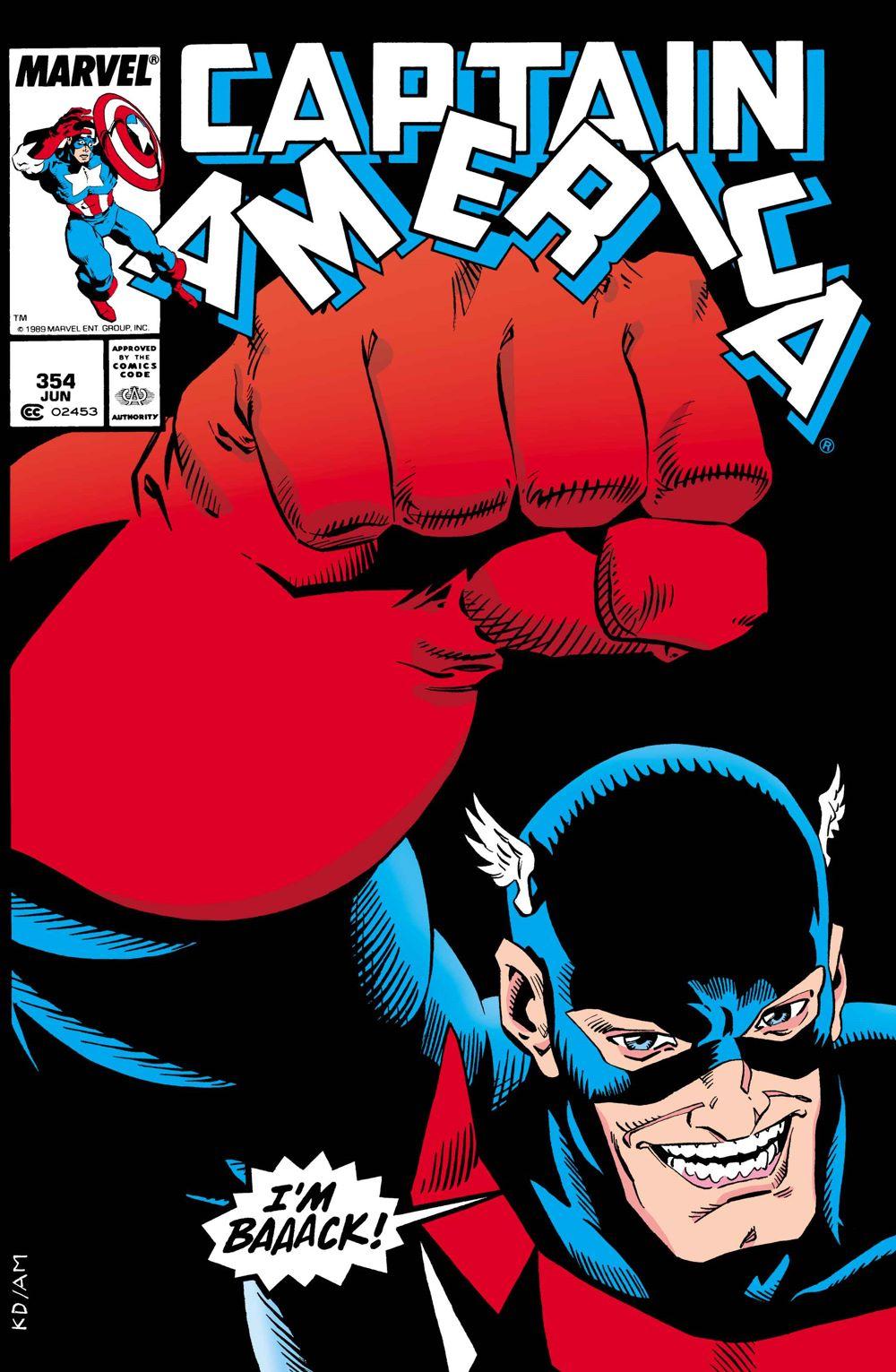 CAPA354_FACSIMILE Marvel Comics January 2021 Solicitations