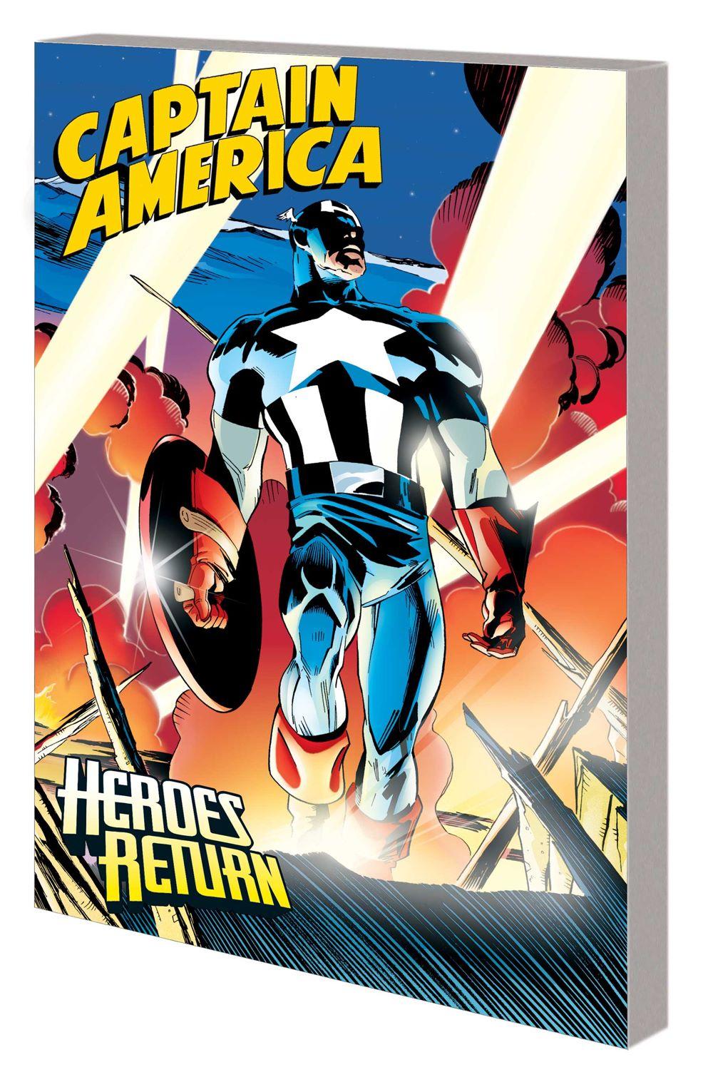 CAPAHR_CC_V1_TPB Marvel Comics January 2021 Solicitations