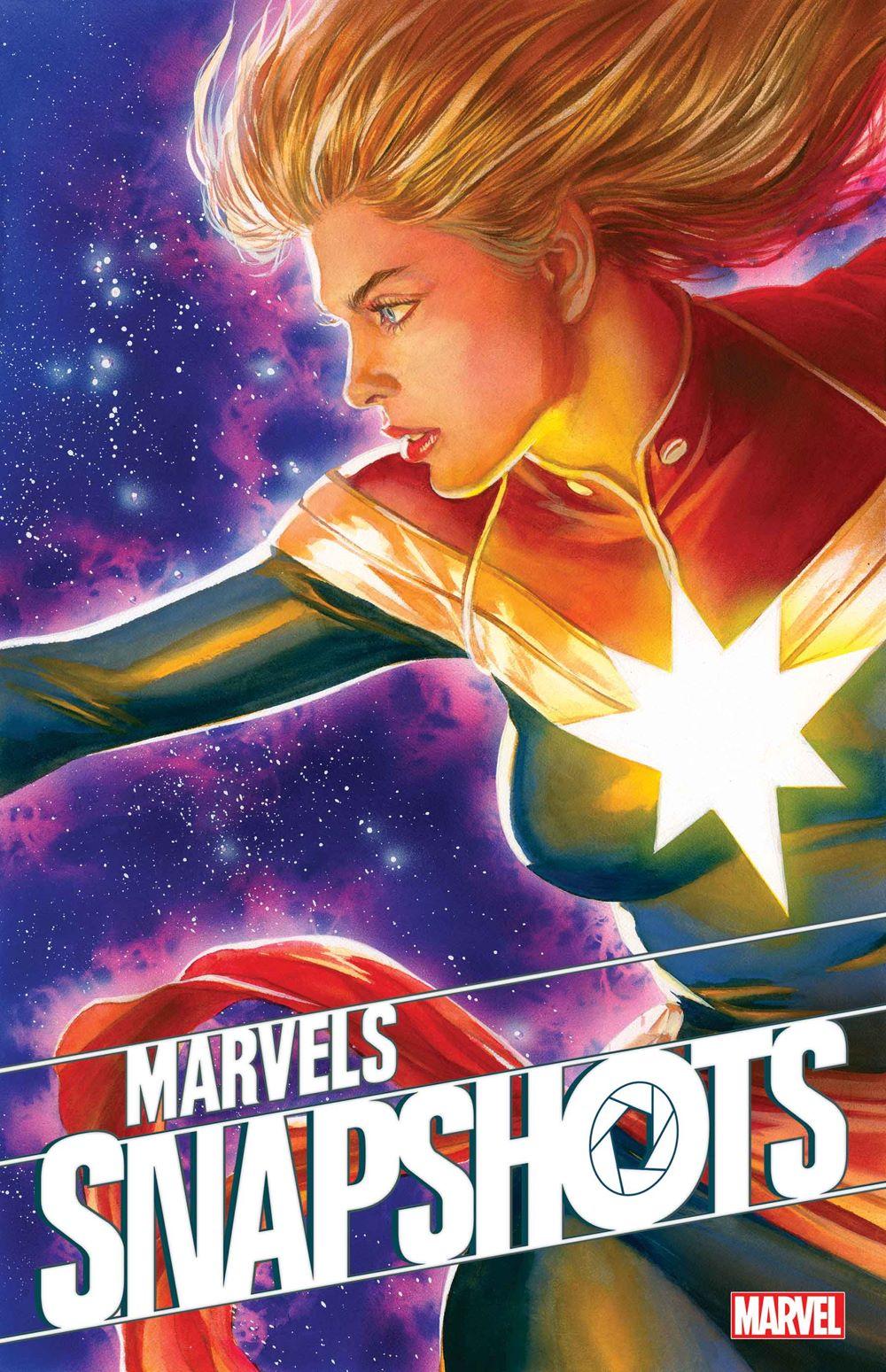 CAPMARVSNAP2020001 Marvel Comics January 2021 Solicitations