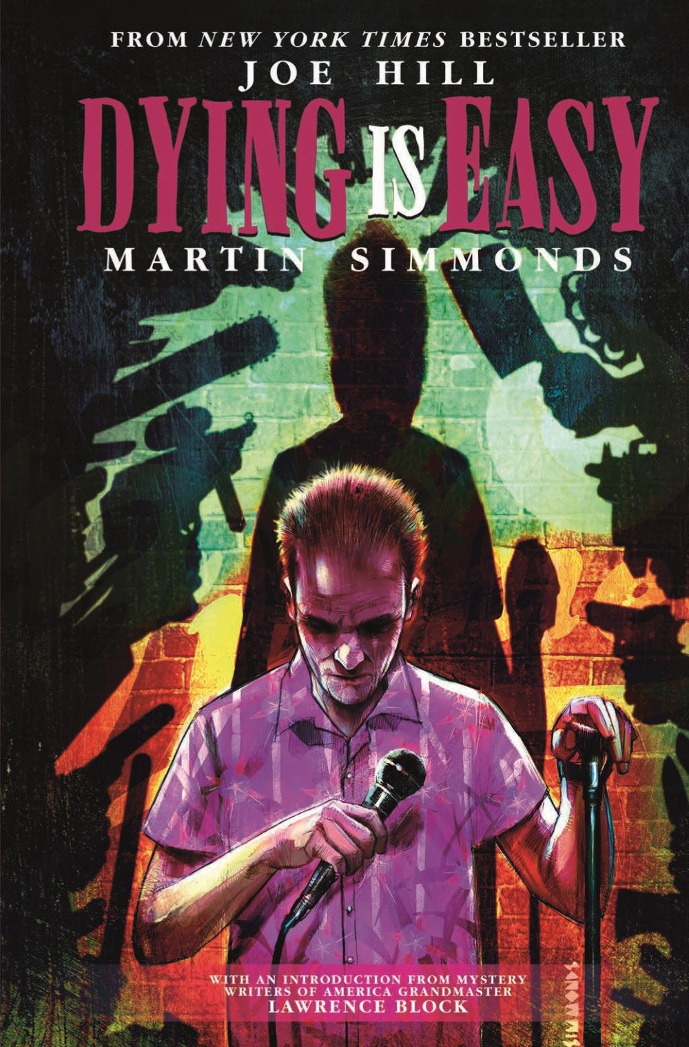 DyingIsEasy-HC_pr-1 ComicList Previews: DYING IS EASY HC