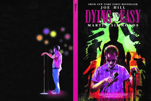 DyingIsEasy_HC-1 ComicList Previews: DYING IS EASY HC