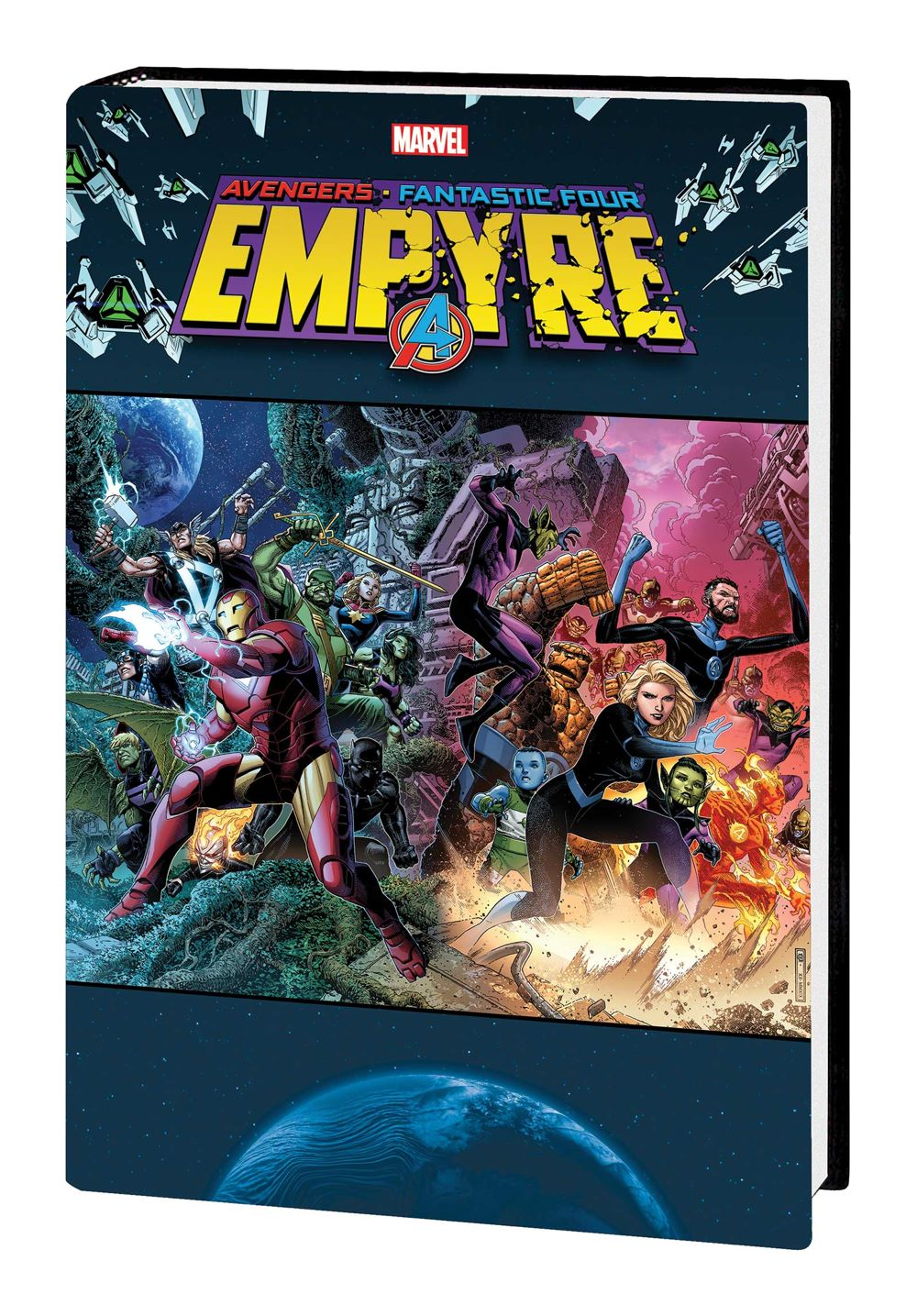 EMPYRE_OMNIBUS_HC Marvel Comics January 2021 Solicitations