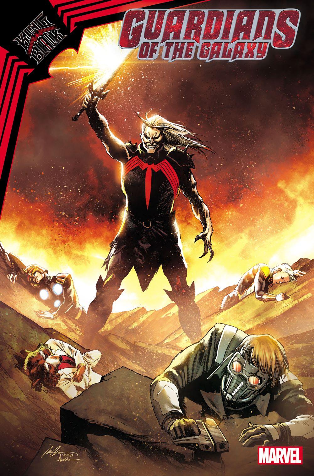 GARGAL2020010_cov Marvel Comics January 2021 Solicitations