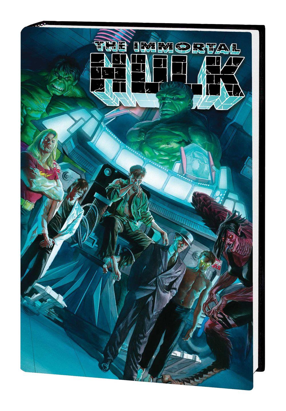 HULK_VOL_3_HC Marvel Comics January 2021 Solicitations