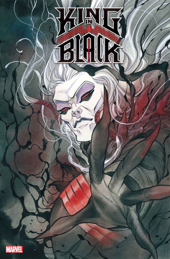KINGINBLACK2020001_MOMOKO_DC22 Marvel reveals variant covers for KING IN BLACK #1