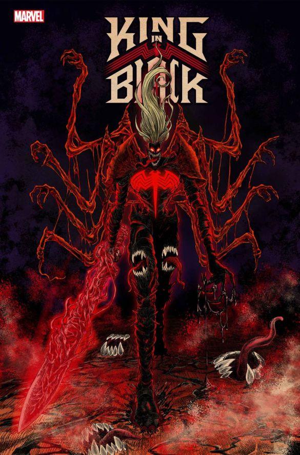 KINGINBLACK2020001_SUPERLOG_DC23 Marvel reveals variant covers for KING IN BLACK #1