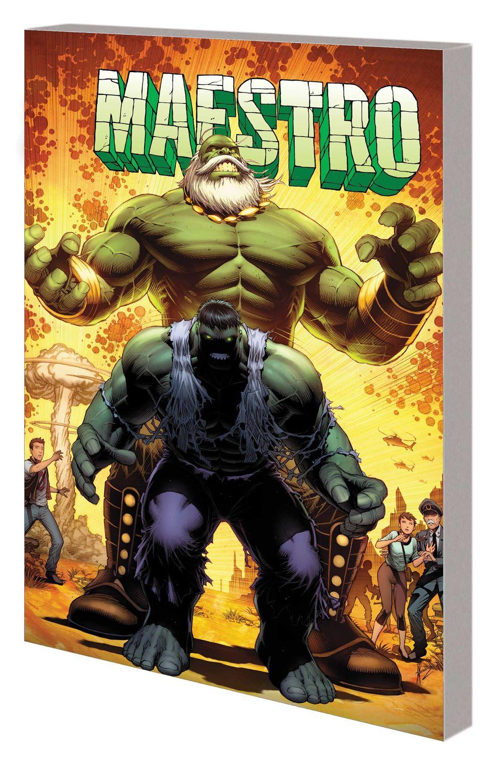 MAESTRO2020_TPB Marvel Comics January 2021 Solicitations