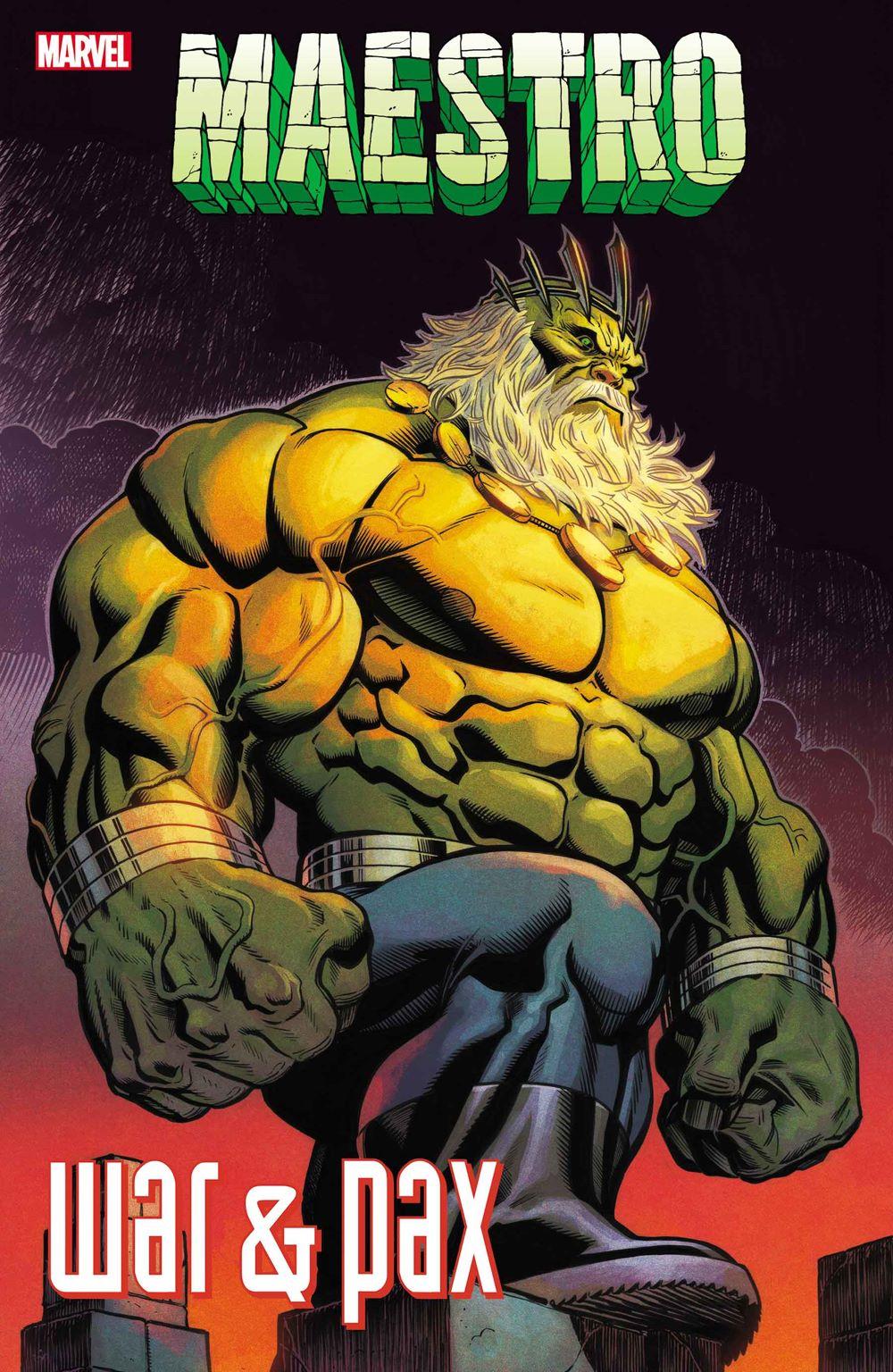 MAESTROWAP2021001_McGuinness Marvel Comics January 2021 Solicitations