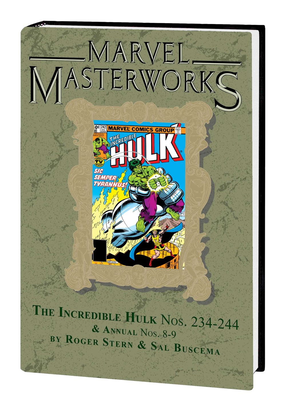 MMHULK015HCvar_solicit Marvel Comics January 2021 Solicitations