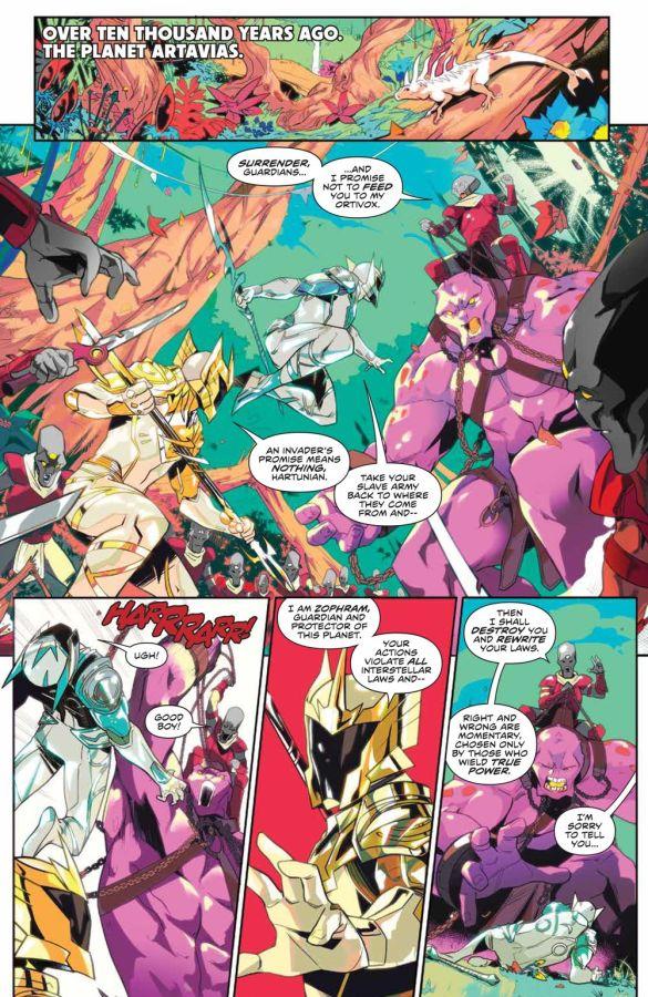 MightyMorphin_001_PRESS_3 ComicList Previews: MIGHTY MORPHIN #1
