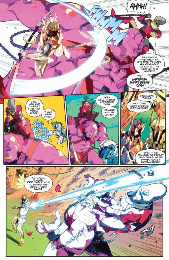 MightyMorphin_001_PRESS_5 ComicList Previews: MIGHTY MORPHIN #1