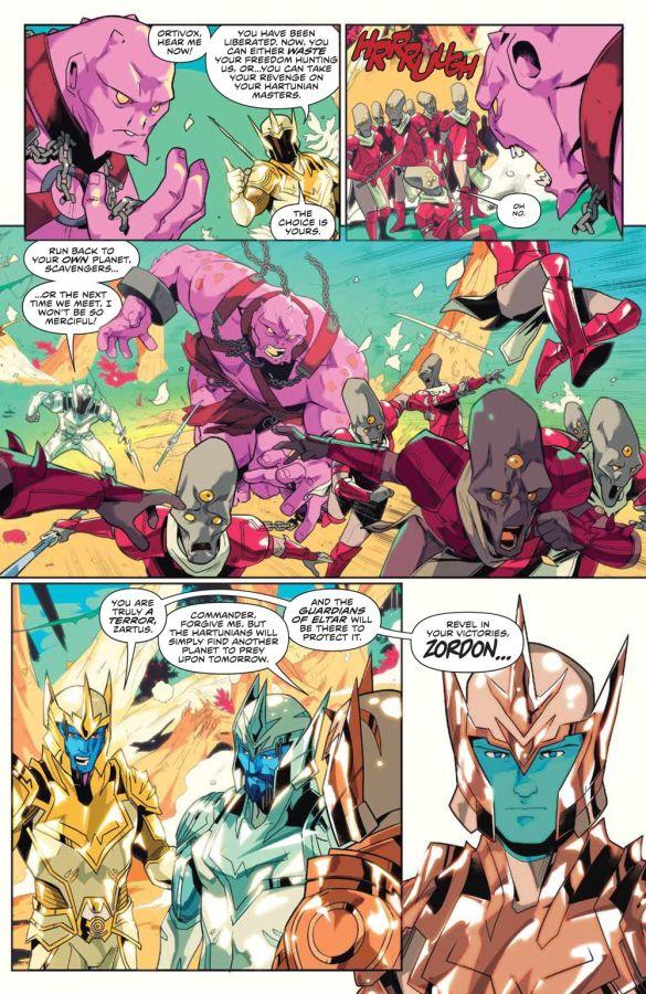 MightyMorphin_001_PRESS_6 ComicList Previews: MIGHTY MORPHIN #1