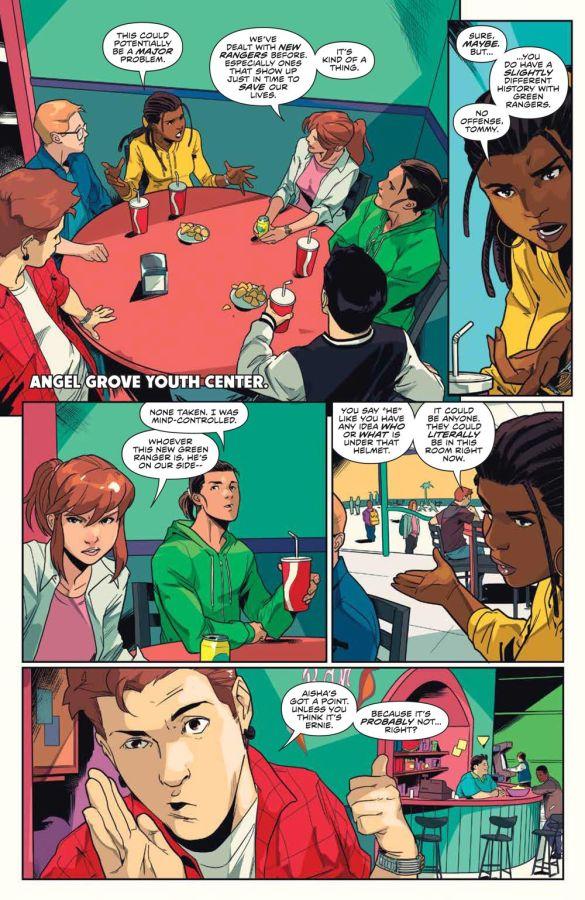 MightyMorphin_001_PRESS_8 ComicList Previews: MIGHTY MORPHIN #1