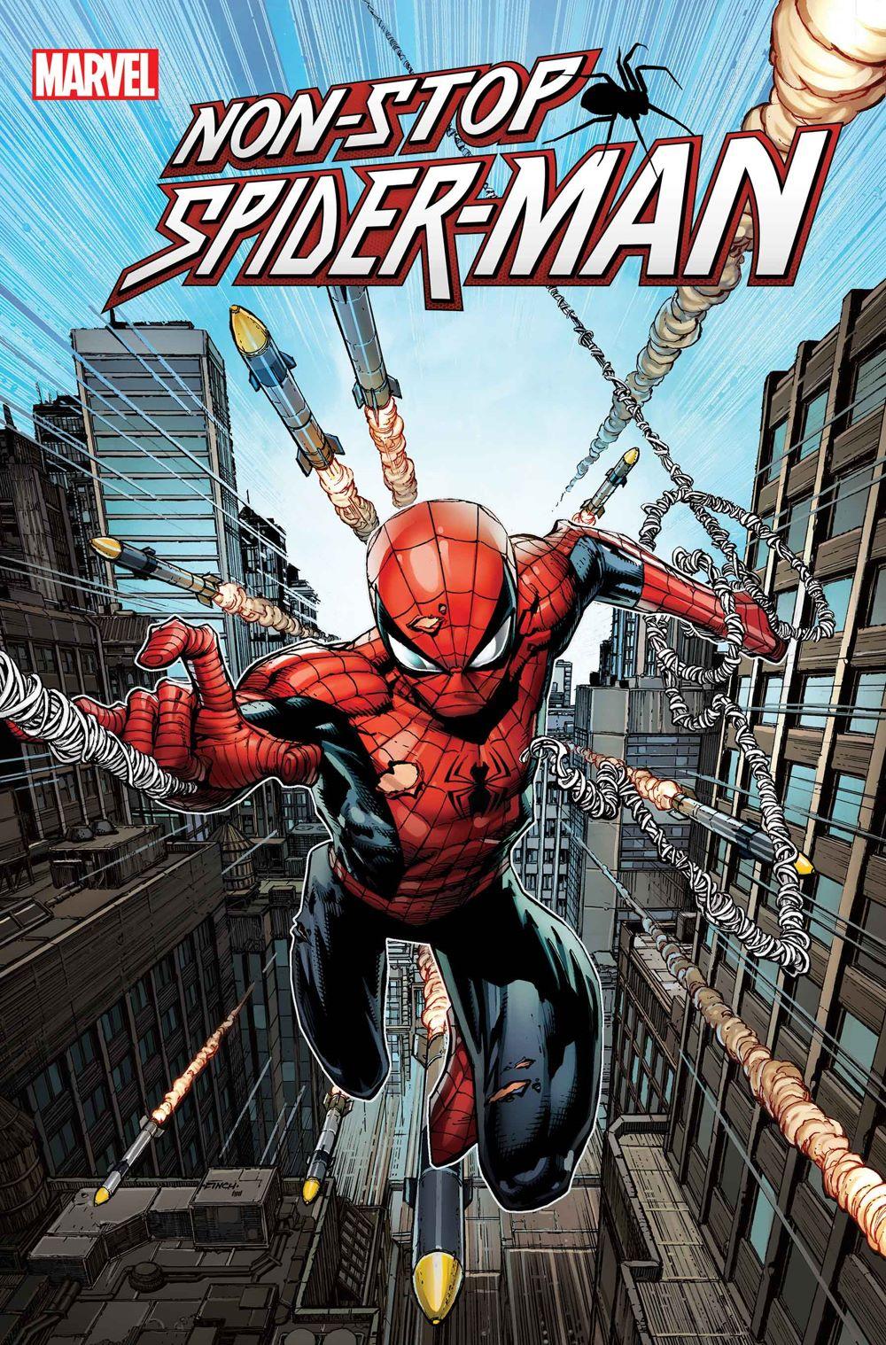 NONSTOPSM2020001_finch Marvel Comics January 2021 Solicitations
