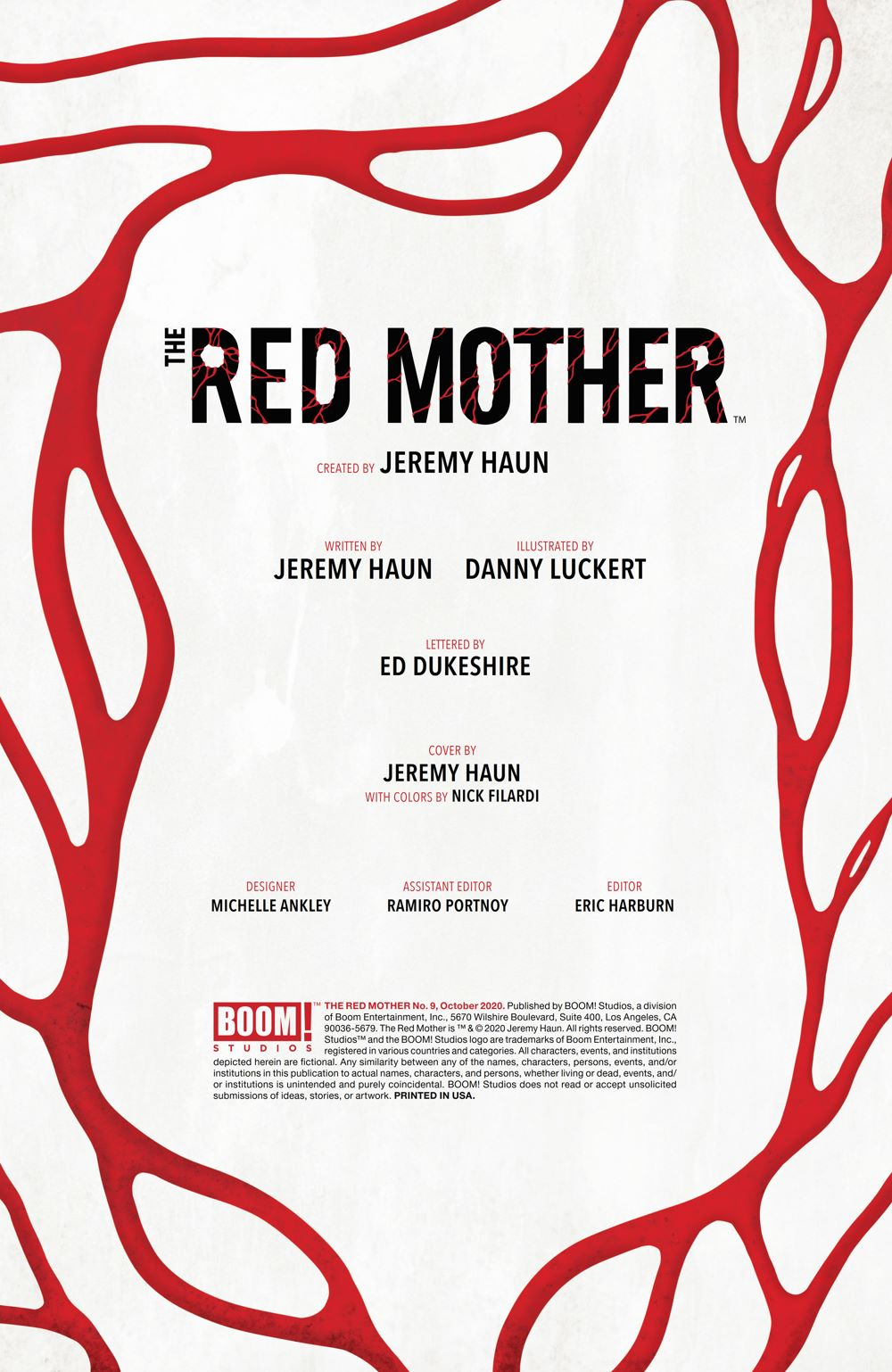 RedMother_009_PRESS_2 ComicList Previews: THE RED MOTHER #9
