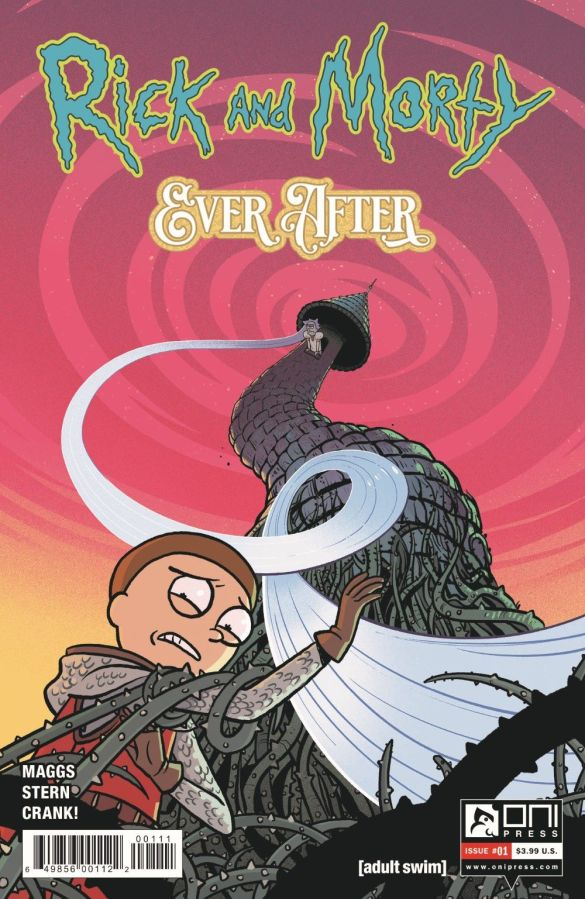 Rick-and-Morty-Ever-After-1-01 ComicList Previews: RICK AND MORTY EVER AFTER #1