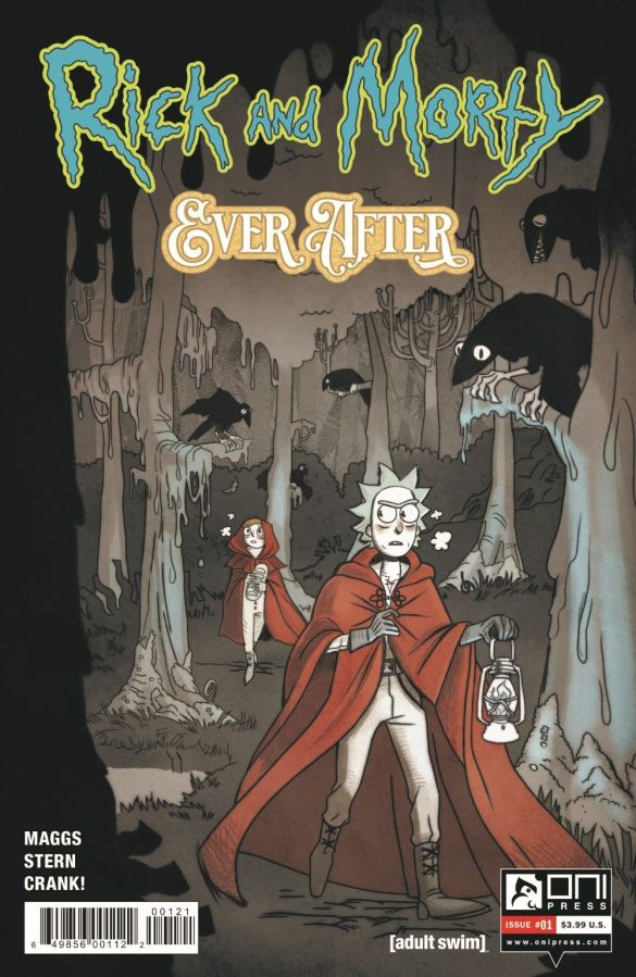 Rick-and-Morty-Ever-After-1-02 ComicList Previews: RICK AND MORTY EVER AFTER #1