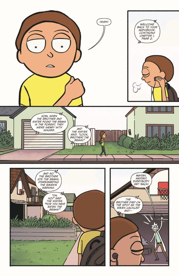 Rick-and-Morty-Ever-After-1-10 ComicList Previews: RICK AND MORTY EVER AFTER #1