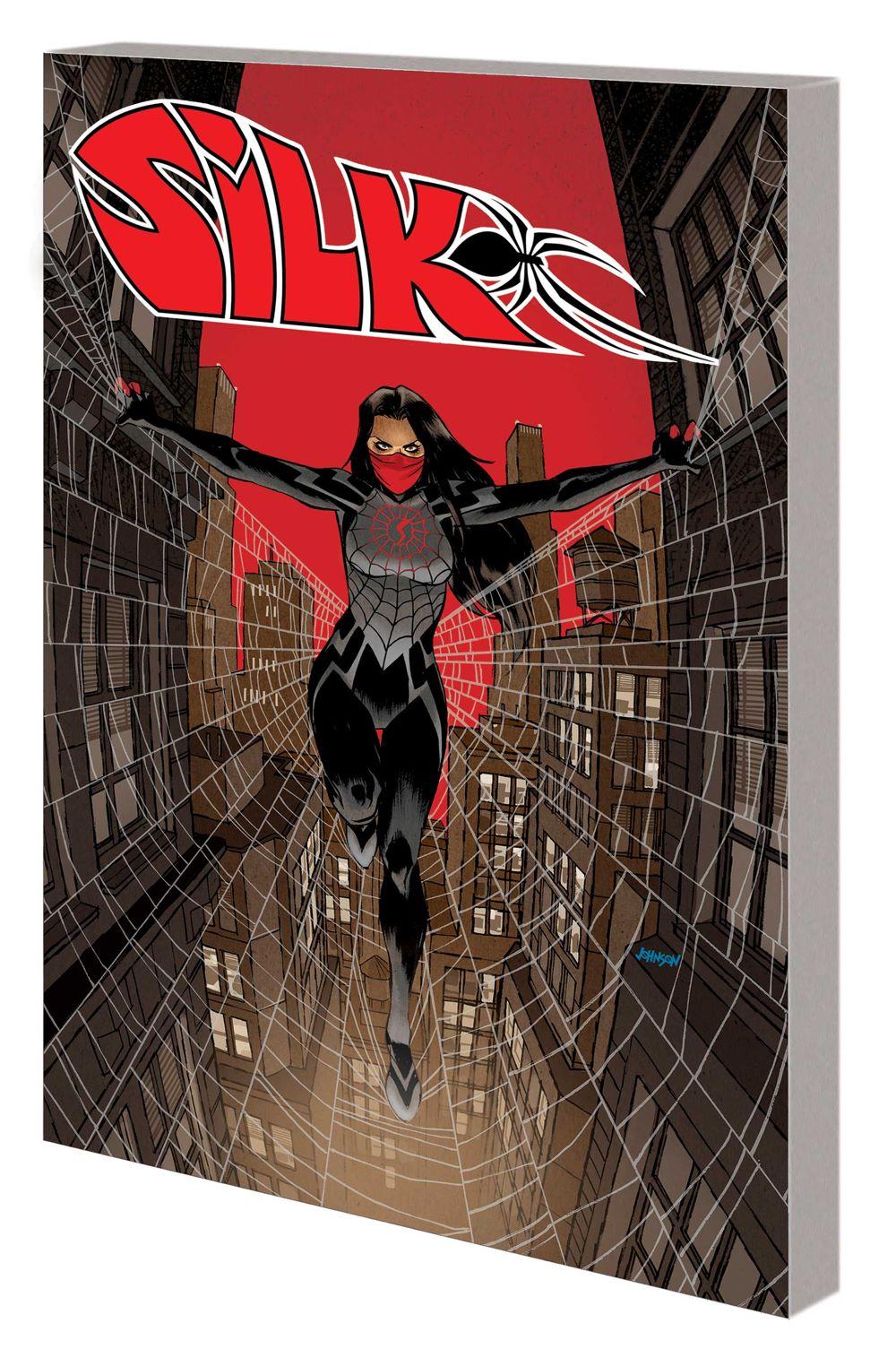 SILK_VOL_1_TPB Marvel Comics January 2021 Solicitations