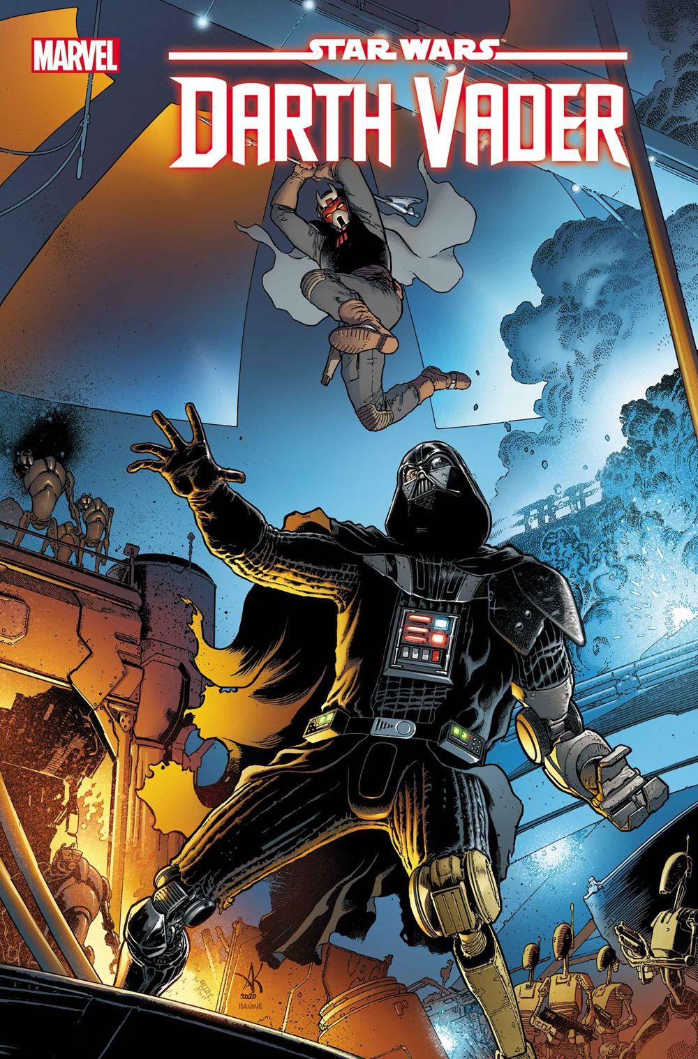 STWVADER2020009_cov Marvel Comics January 2021 Solicitations