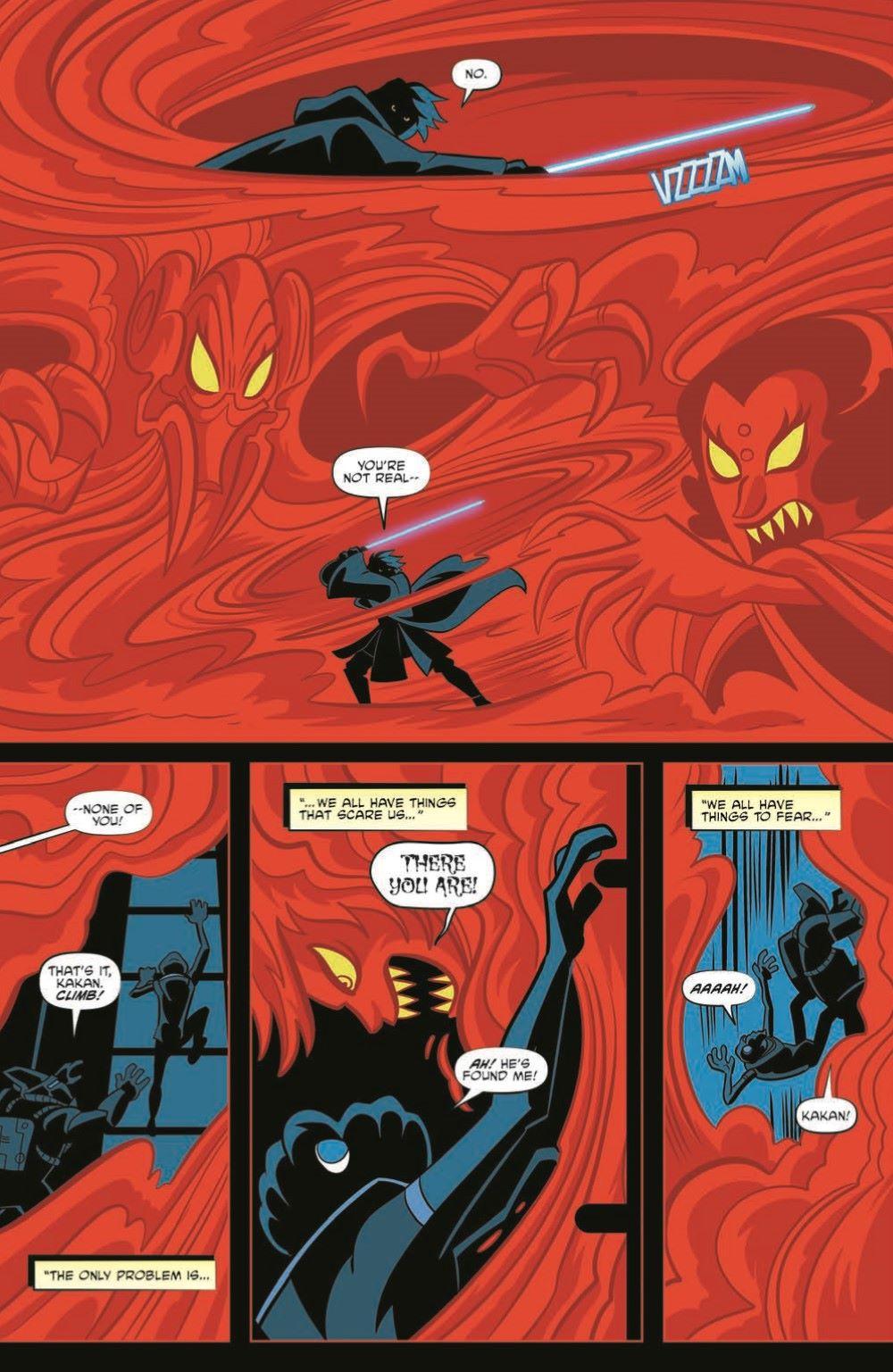 SW_ShadowOfVadersCastle_01-pr-7 ComicList Previews: STAR WARS ADVENTURES SHADOW OF VADER'S CASTLE #1