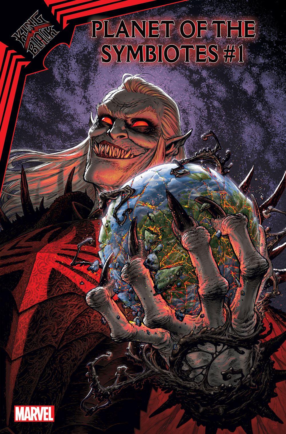 SYMBIOTESKIB2021001_cvr Marvel Comics January 2021 Solicitations