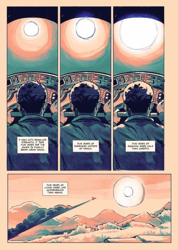 SacrificeDarkness_HC_PRESS_12 ComicList Previews: THE SACRIFICE OF DARKNESS HC