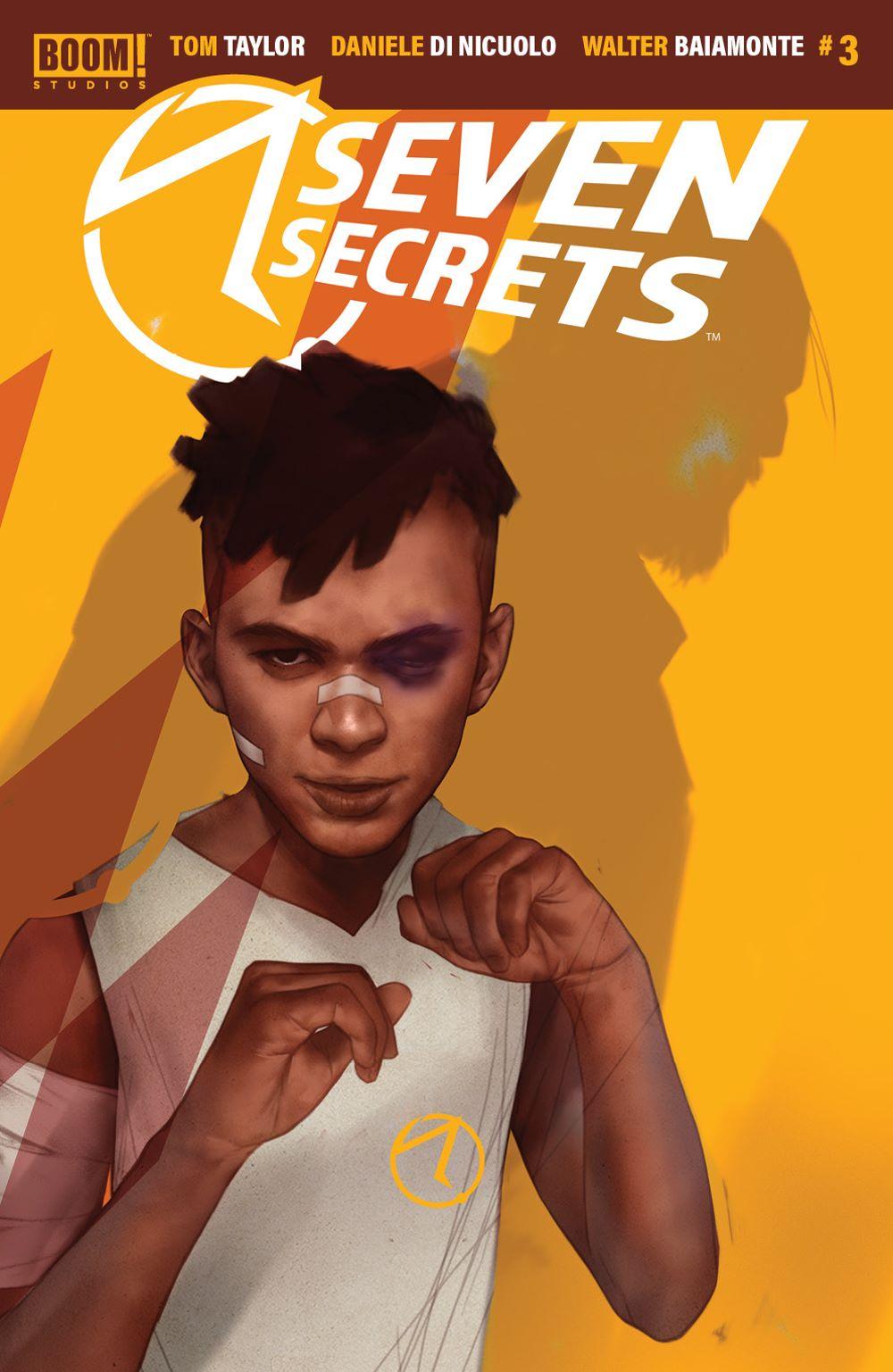 SevenSecrets_003_Cover_B_Variant ComicList Previews: SEVEN SECRETS #3