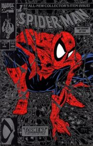 Spider-Man-1-silver-edition-193x300 Hottest Comics 10/21