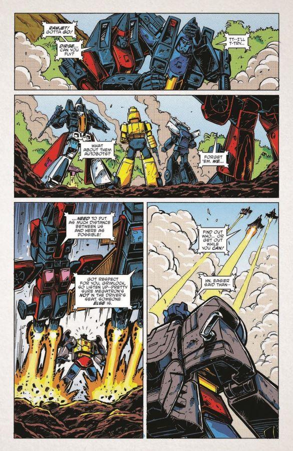 TF84-04-pr-7 ComicList Previews: TRANSFORMERS '84 SECRETS AND LIES #4