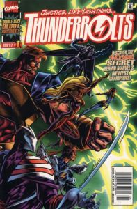 Thunderbolts-1-197x300 A Collector's Journey - Worthless Books