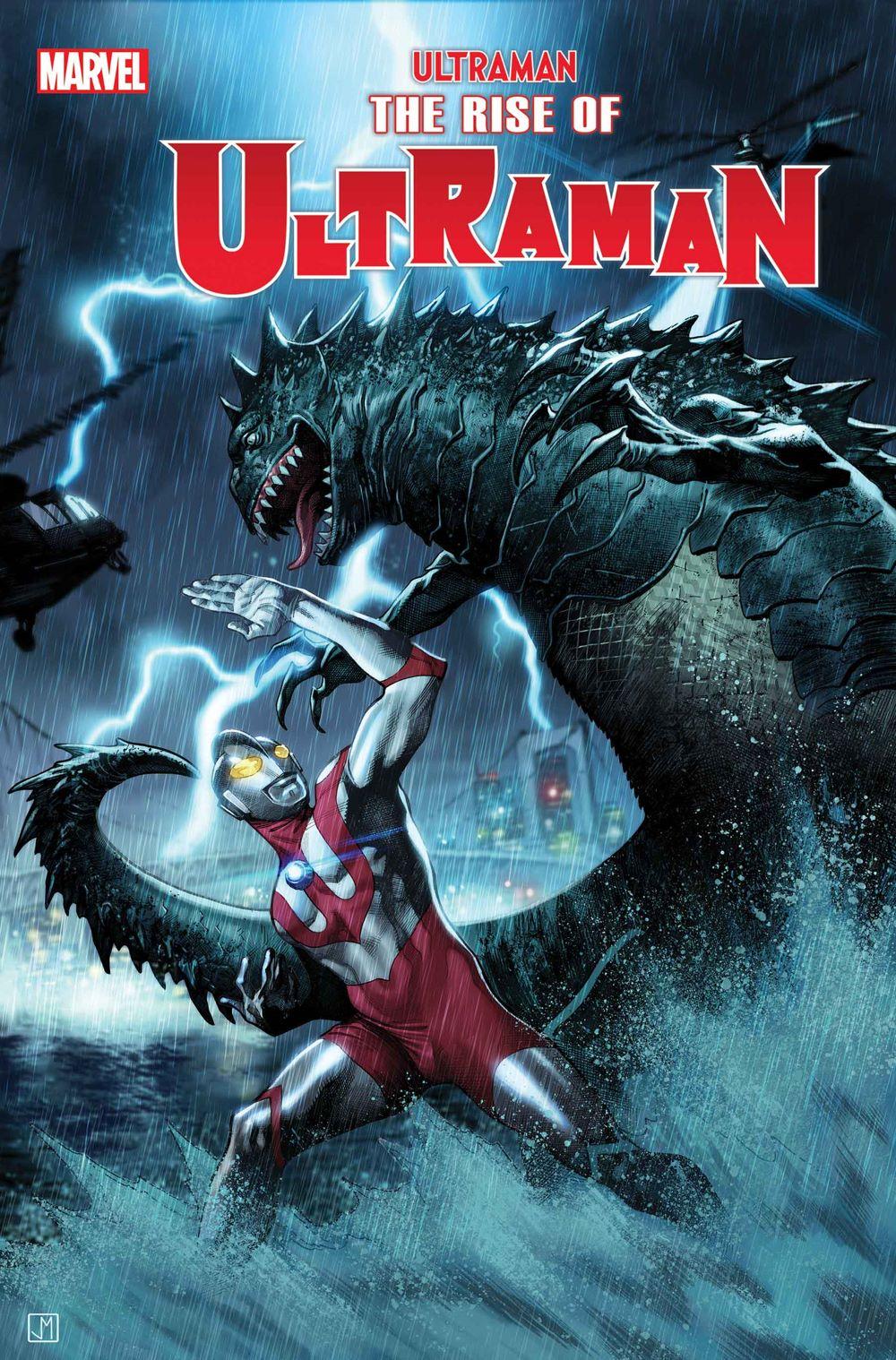 ULTRAMANRISE2020005_Cov Marvel Comics January 2021 Solicitations