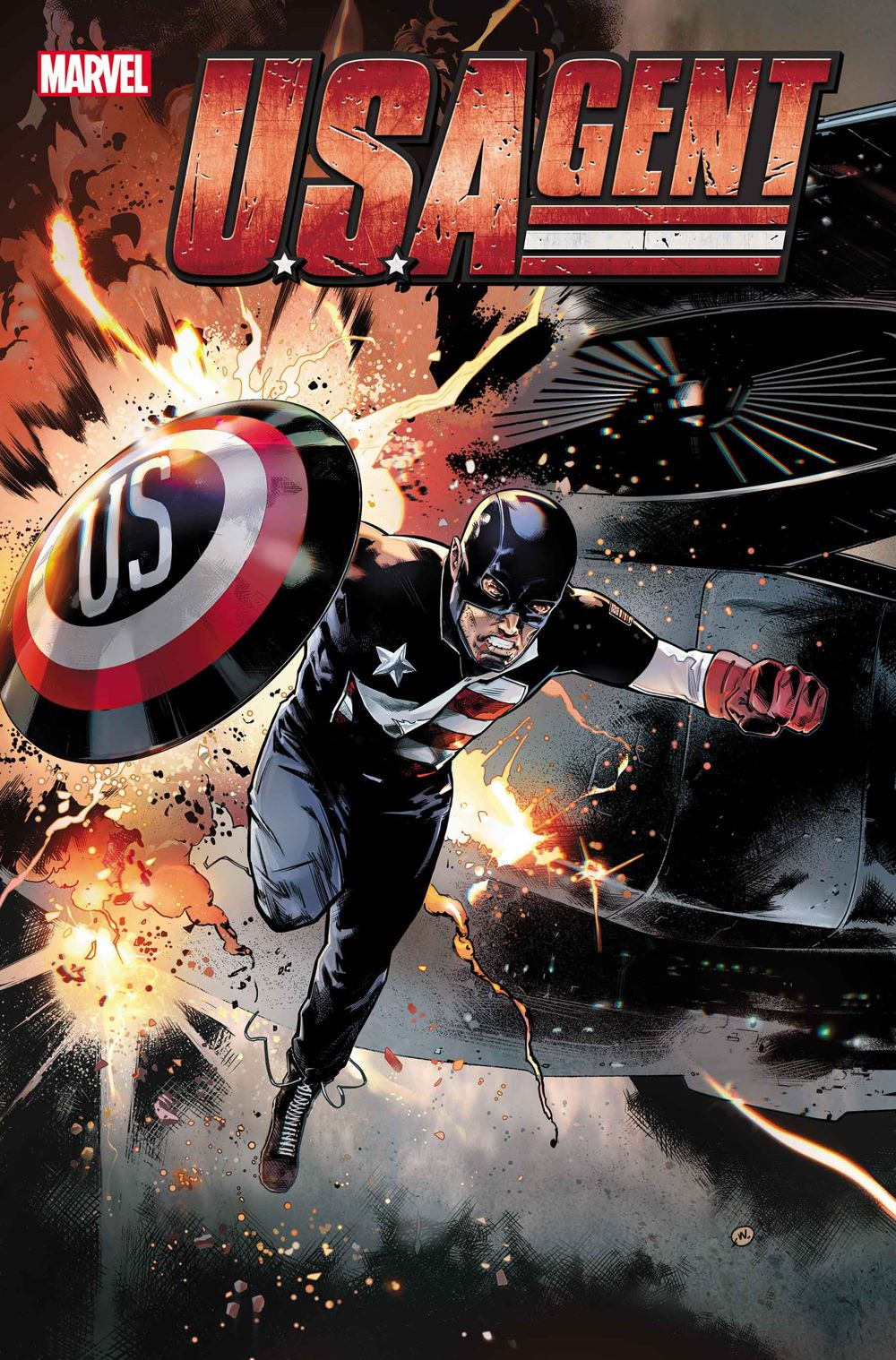 USAGENT2020003_WellBee_Var Marvel Comics January 2021 Solicitations