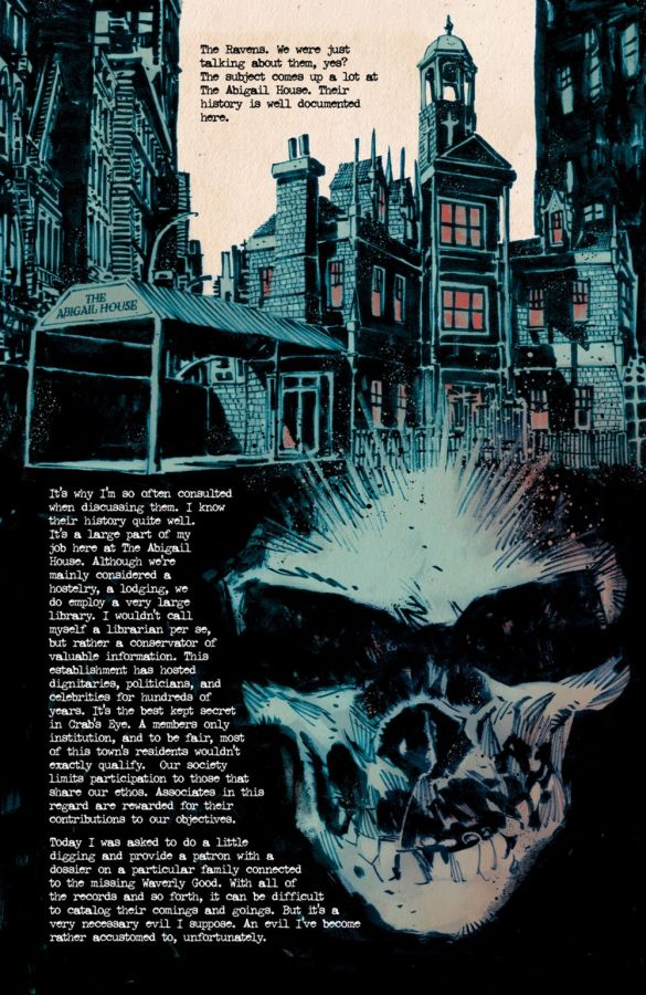 UnkindnessRavens_002_PRESS_3-1 ComicList Previews: AN UNKINDNESS OF RAVENS #2