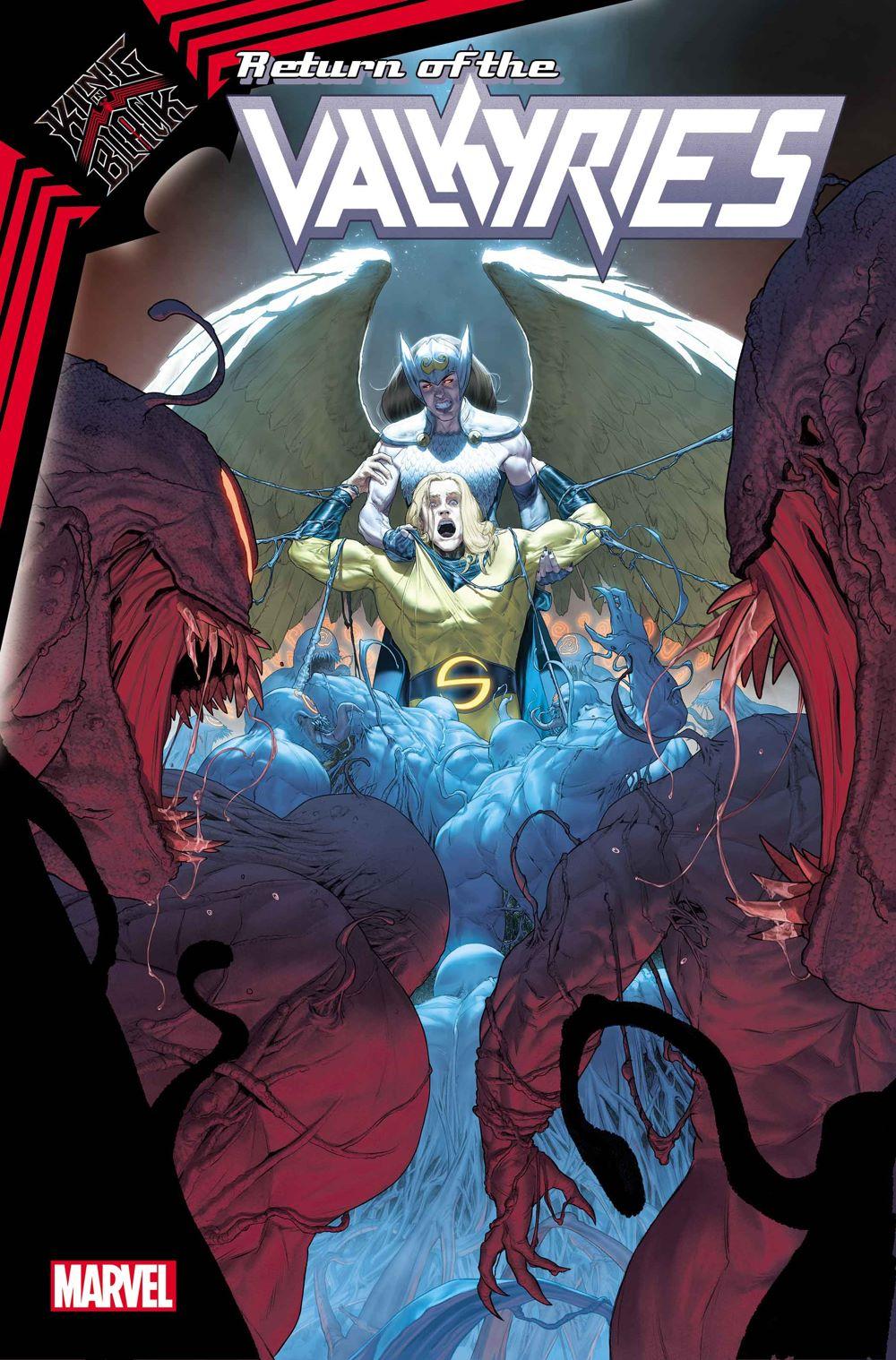 VALKYRIES2021002_cvr Marvel Comics January 2021 Solicitations