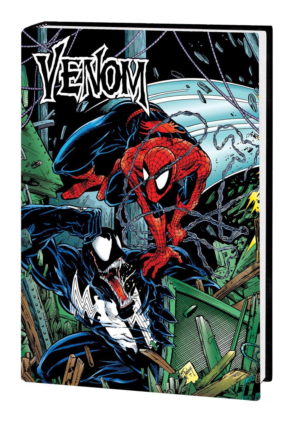 VENOM_GALLERY_HC Marvel Comics January 2021 Solicitations