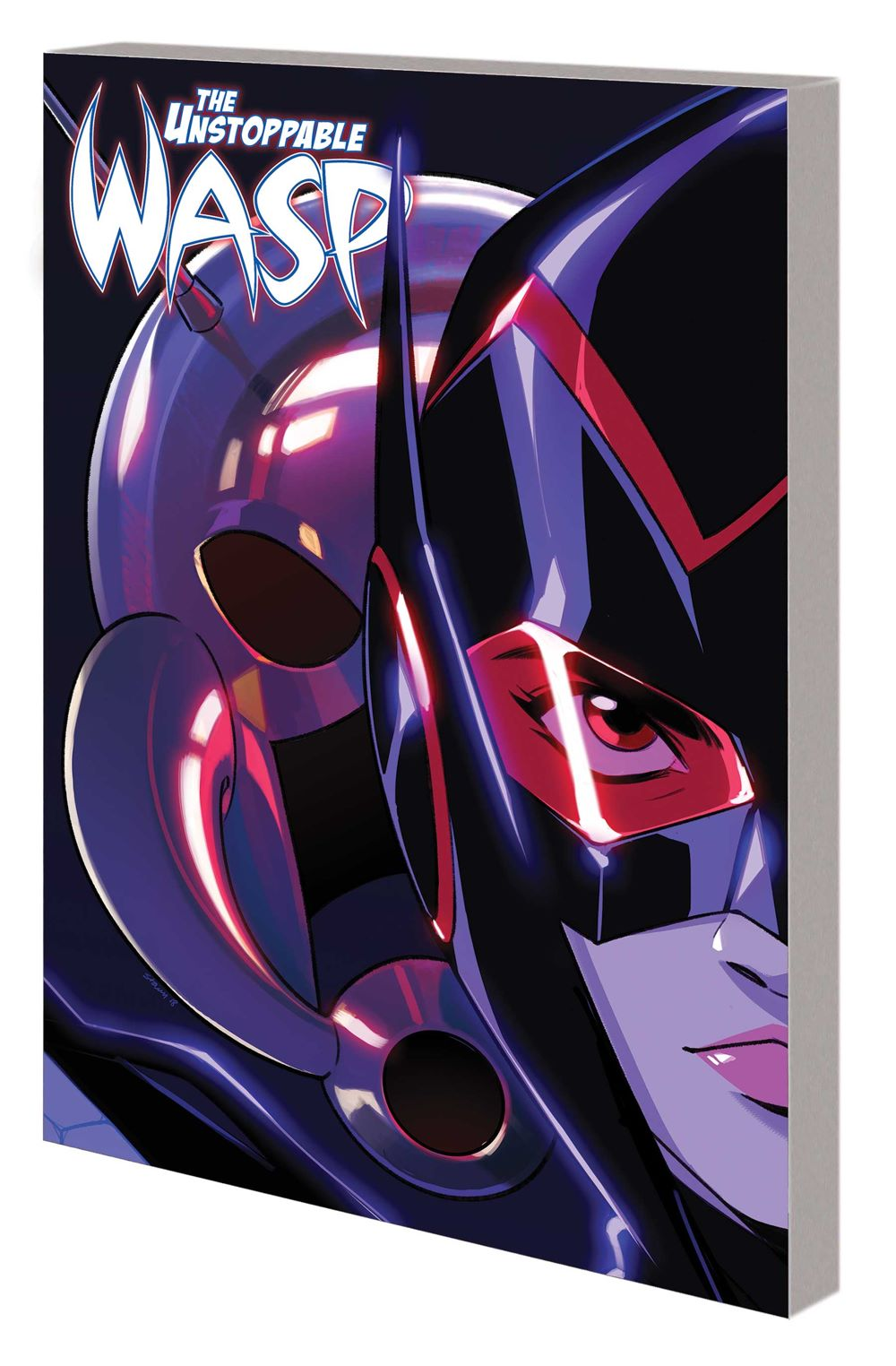 WASP_V2_GN_TPB Marvel Comics January 2021 Solicitations