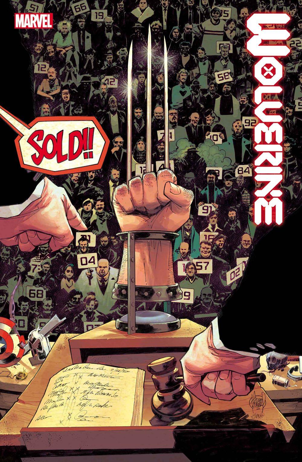 WOLV2020009_CVR_col Marvel Comics January 2021 Solicitations