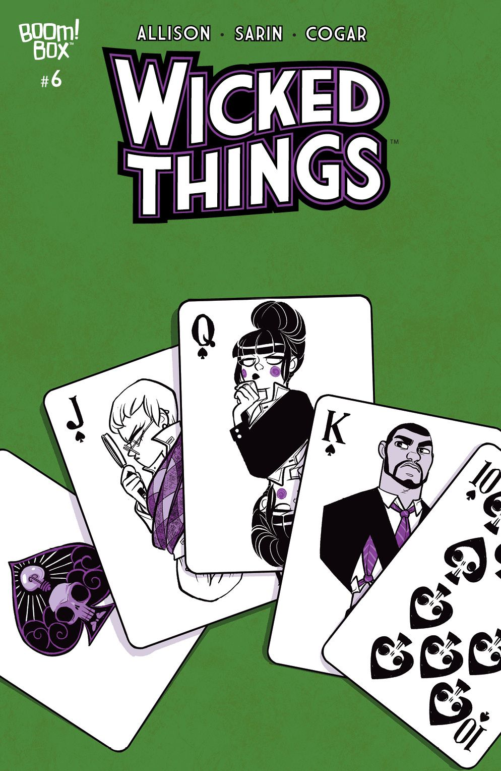 WickedThings_006_Cover_A_Main ComicList: BOOM! Studios New Releases for 11/04/2020