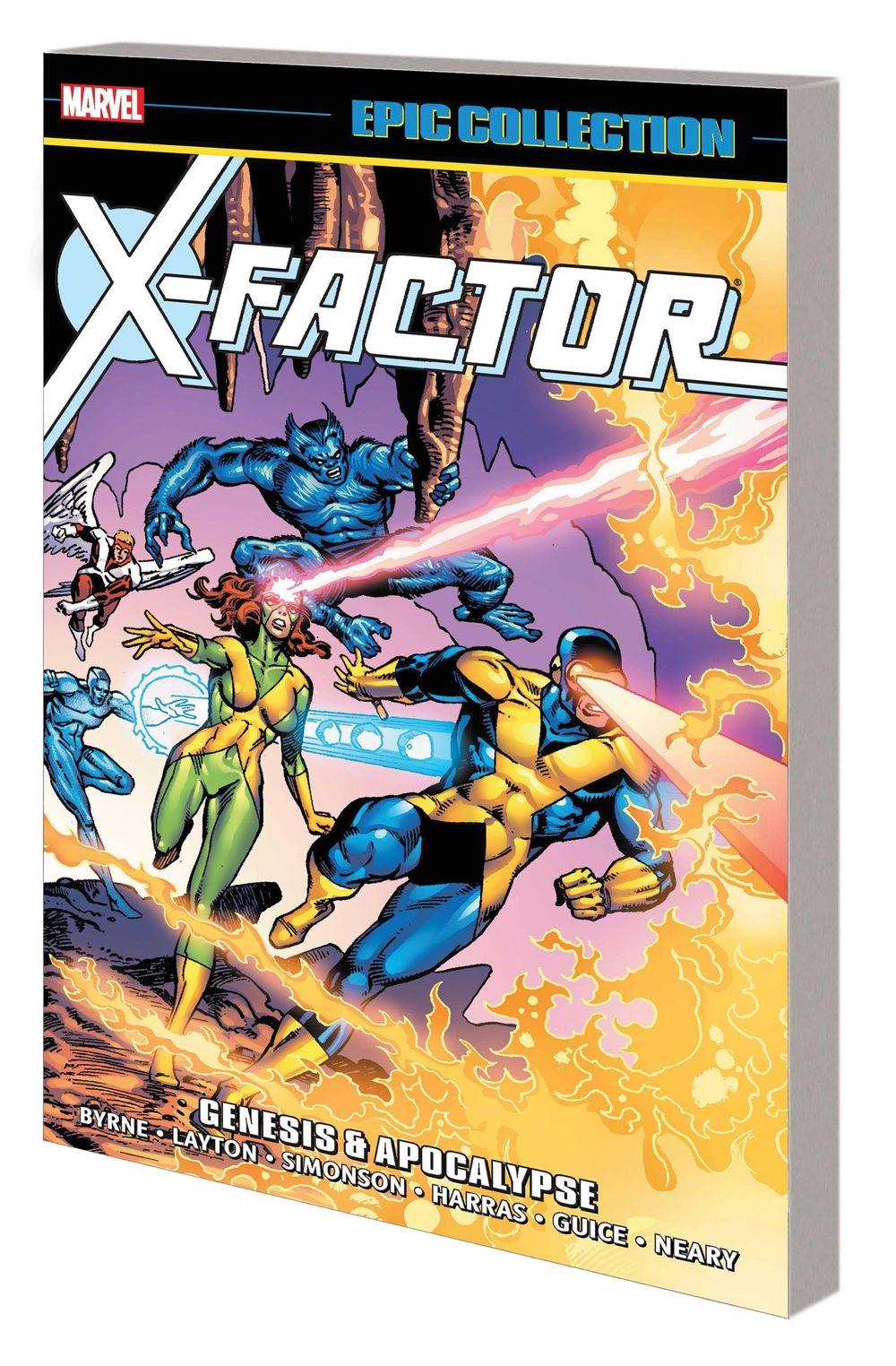 XFACTEPICV01_TPB Marvel Comics January 2021 Solicitations
