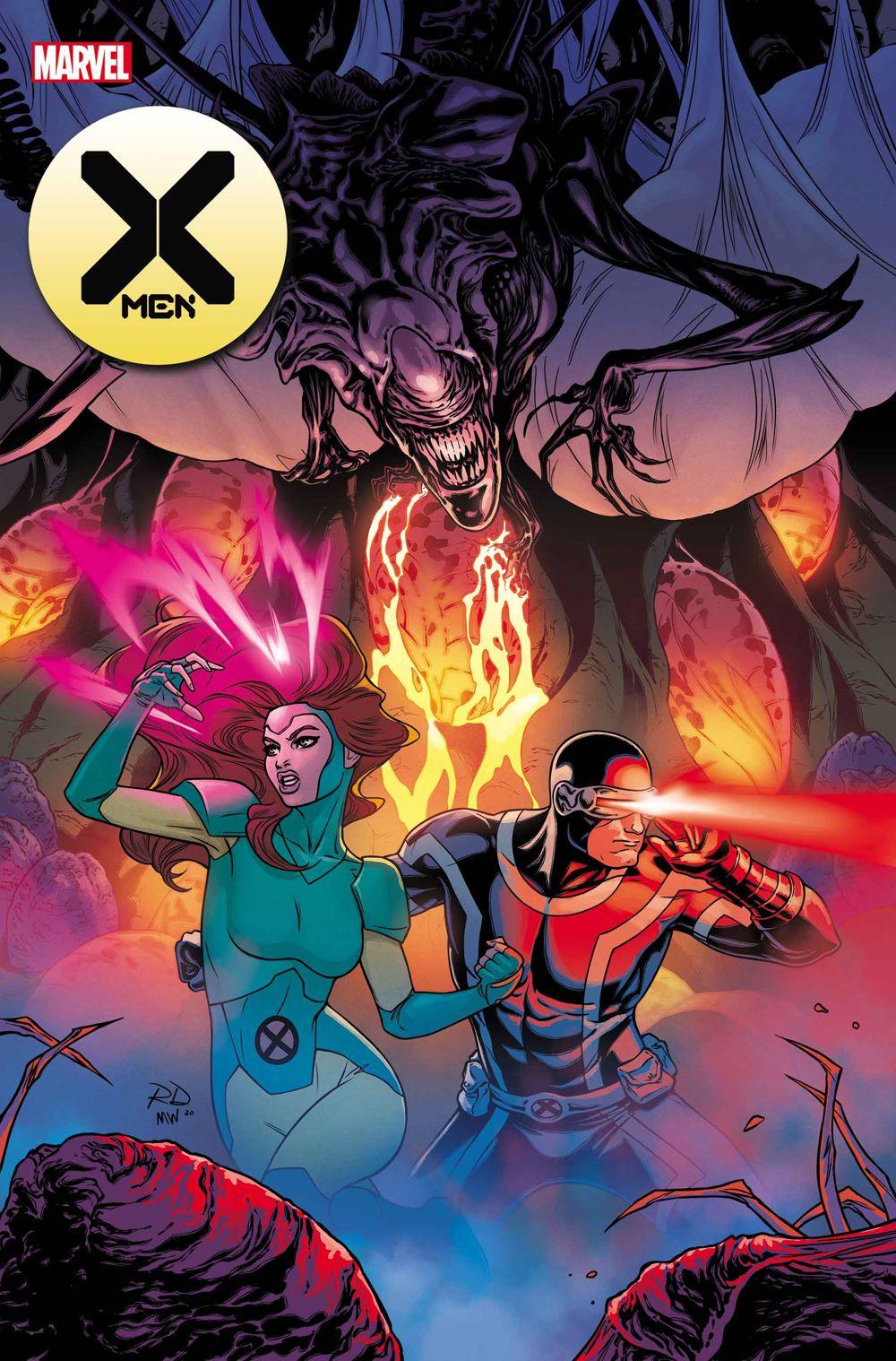 XMEN2019017_DautermanVar Marvel Comics January 2021 Solicitations