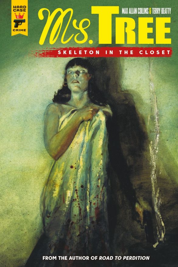 skeleton-in-the-closet-cover ComicList Previews: MS. TREE VOLUME 2 SKELETON IN THE CLOSET TP