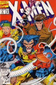 x-men-4-196x300 Marvel Comics: The Top Five Actively Sold Comic Books