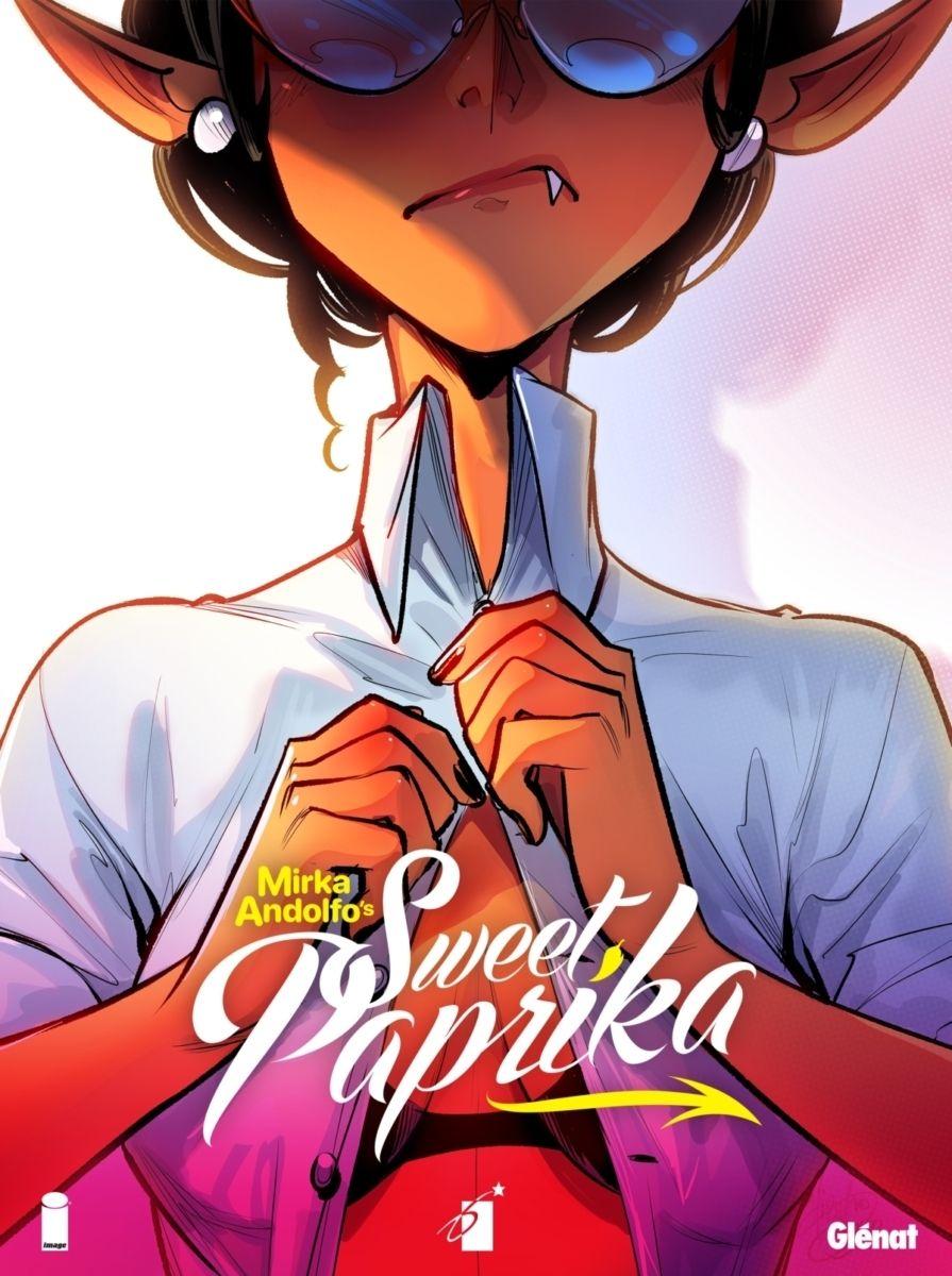 3f532a68-9e51-43fd-9065-8942c756e58b_c6815a0147f8285e3b5042ebb3626151 Mirka Andolfo's SWEET PAPRIKA debuts as a comic book in 2021