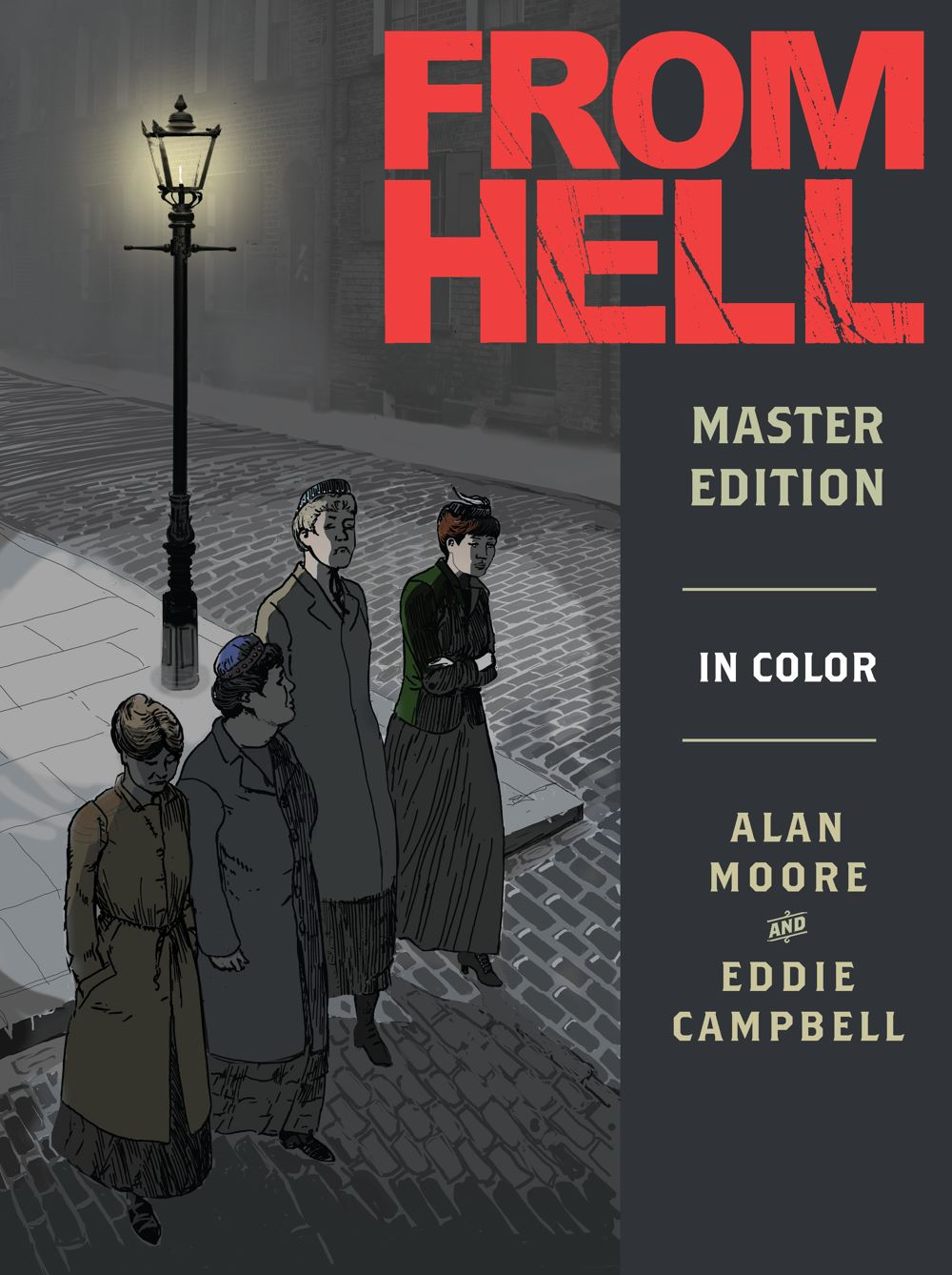 52e14d20-457b-4dfa-be36-0434de73281d FROM HELL to be released in full cover Master Edition