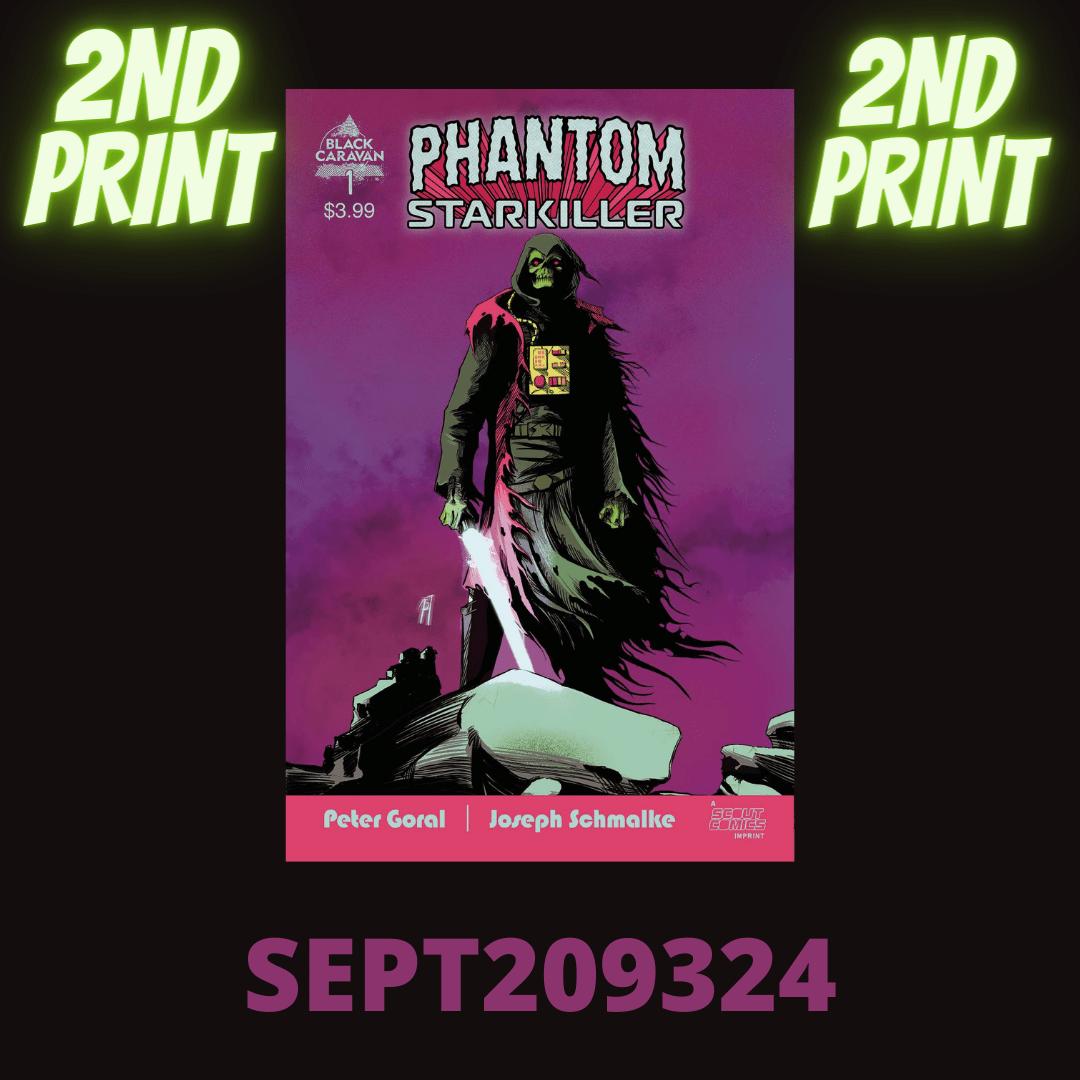 8040e2c8-5cd4-4287-90fa-b1dfb336f50a PHANTOM STARKILLER #1 returns with a second printing