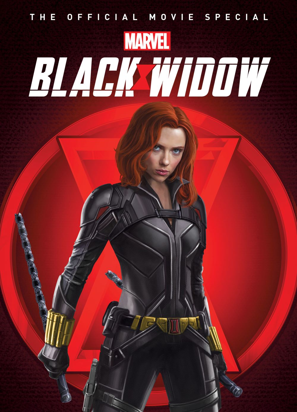 9781787733527 ComicList Previews: MARVEL STUDIOS' BLACK WIDOW THE OFFICIAL MOVIE SPECIAL