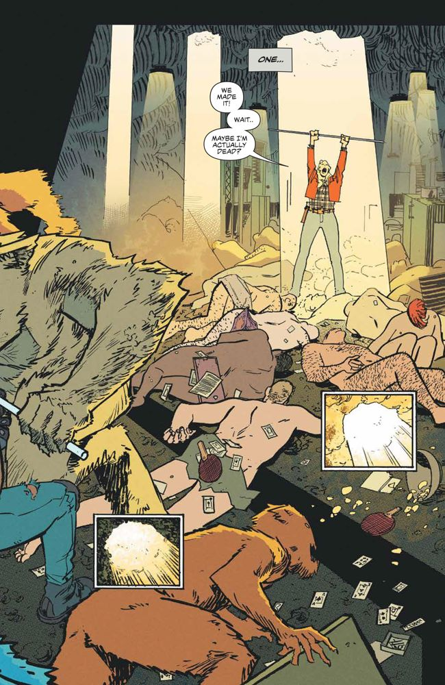 Angel_016_PRESS_5 ComicList Previews: ANGEL AND SPIKE #16